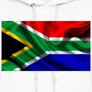 South-African-Flag - Women's Hoodie