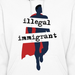 Super-Immigrant - Women's Hoodie