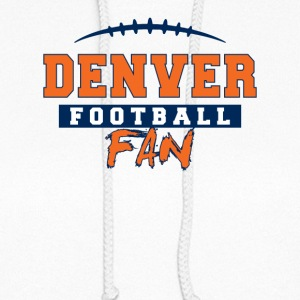 Denver Football Fan - Women's Hoodie
