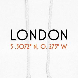 London CoordinateLondon Coordinate - Women's Hoodie