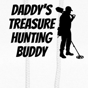 Daddy's Treasure Hunting Buddy - Women's Hoodie