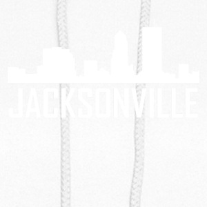 Jacksonville Florida City Skyline - Women's Hoodie