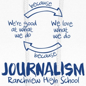 Journalism Ranch view High School - Women's Hoodie