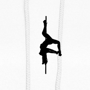 Inverted Pole Dancer - Women's Hoodie