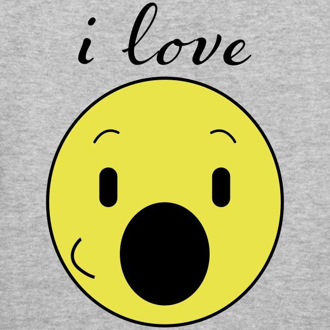 I Love BJ T-Shirt