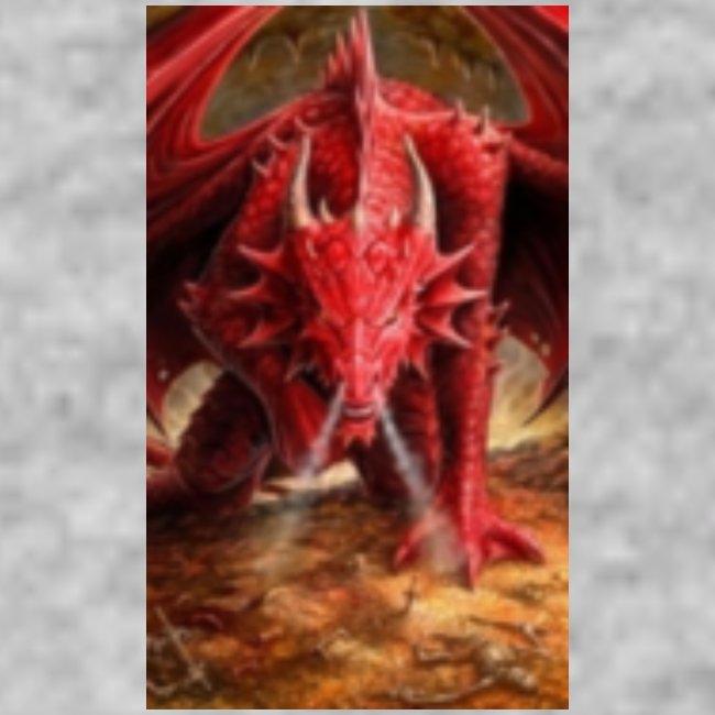 Dragon anger