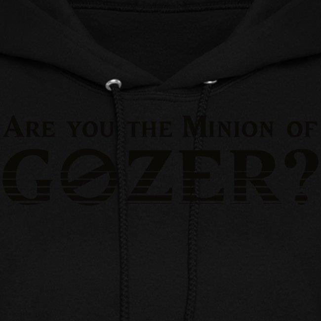 Are you the minion of Gozer?