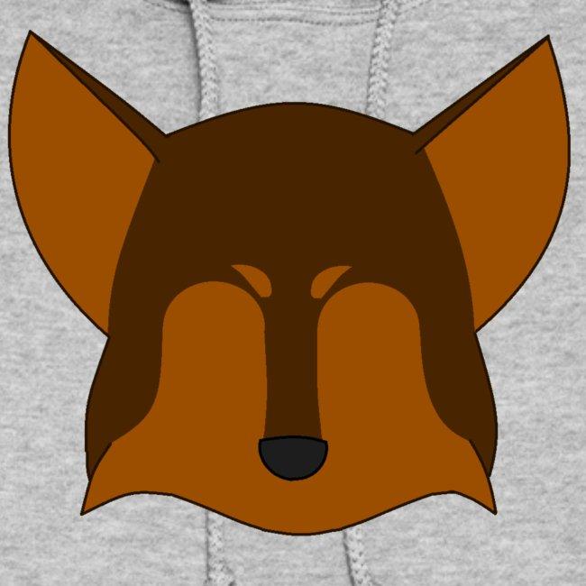 Simple Wolf Head