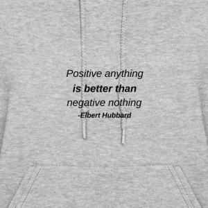 Thinking like Hubbard - Women's Hoodie