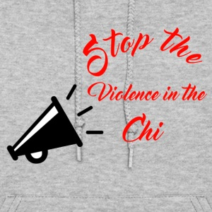 Stop the violence - Women's Hoodie