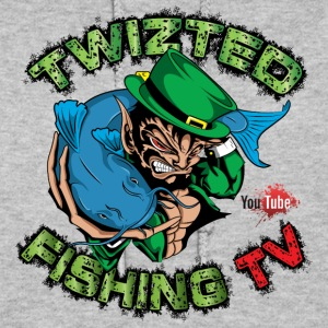 Official Twizted Fishing TV Logo!! - Women's Hoodie