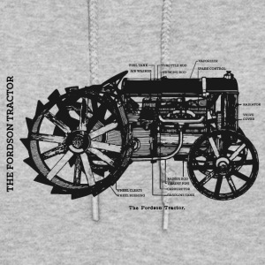 The Fordson Tractor - Women's Hoodie