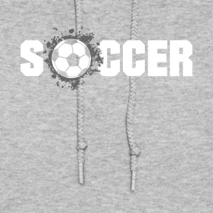 Soccer football Design Products - Women's Hoodie