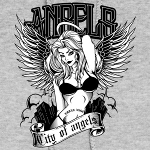 angel_city_of_angel - Women's Hoodie
