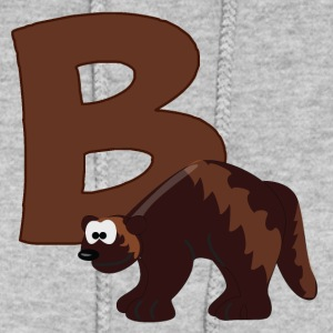 B Is For Badger - Women's Hoodie