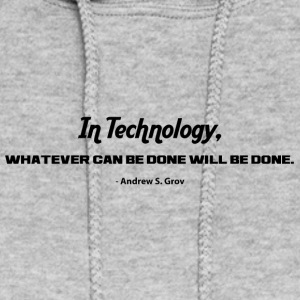 IN TECHNOLOGY - Women's Hoodie