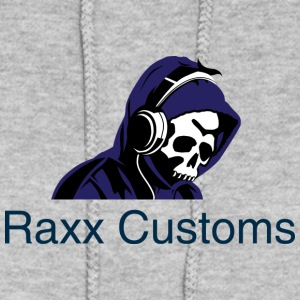 raxx customs logo 2 - Women's Hoodie