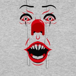 the Clown IT Stephen King - Women's Hoodie