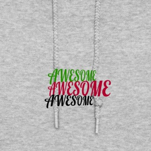 Awesome x3 - Women's Hoodie