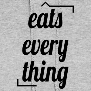 Eats everything - Women's Hoodie