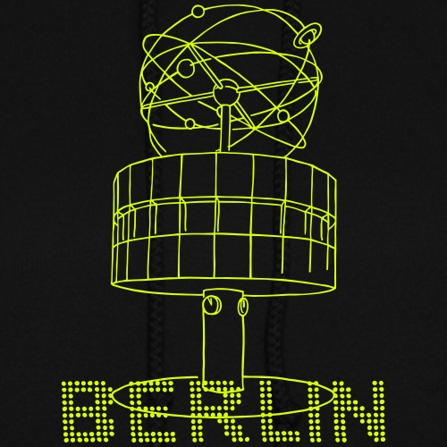 World time clock Berlin - Women's Hoodie