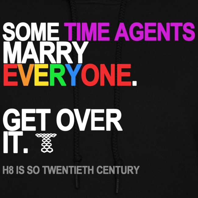 some time agents marry everyone black sh