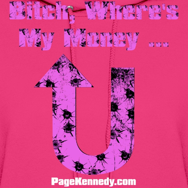 moneybitch hot pink