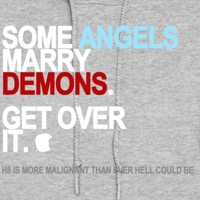 some angels marry demons black shirt