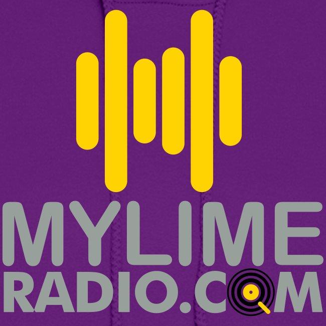 MyLimeRadio Main LOGO (Tri Colour)