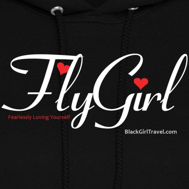 FlyGirlTextWhite png