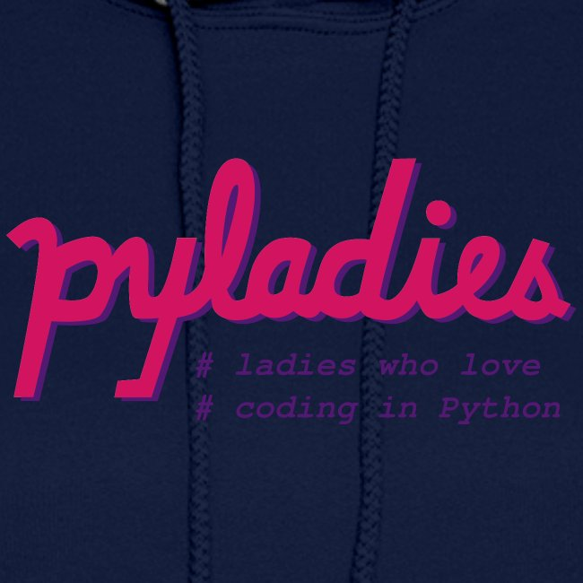 PyLadies Ladies who love coding in Python