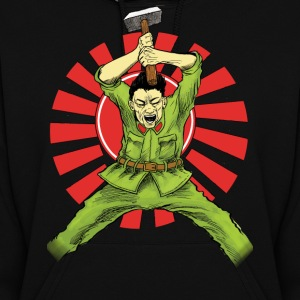 The Asian Warrior - Women's Hoodie
