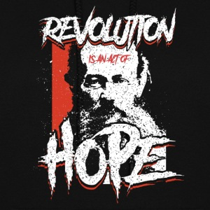 Kropotkin - Revolution Is Hope - Women's Hoodie