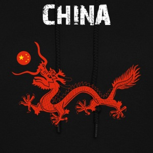 Nation-Design China Dragon - Women's Hoodie