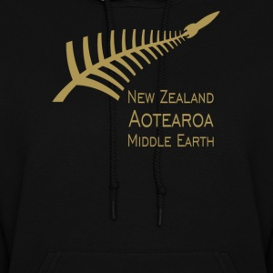 New Zealand aotearoa middle earth - Women's Hoodie