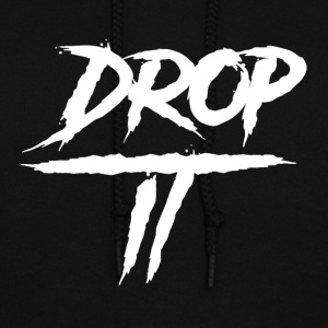 ''DROP IT'' Original Logo - Women's Hoodie