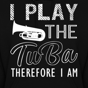 Play The Tuba Shirts - Women's Hoodie