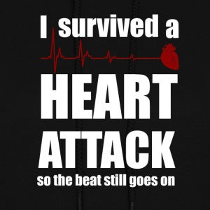 I survived a Heart Attack - Women's Hoodie
