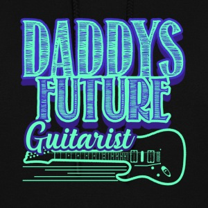 DADDYS FUTURE GUITARIST SHIRT - Women's Hoodie