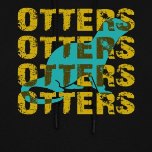 OTTERS OTTERS OTTERS SHIRT - Women's Hoodie