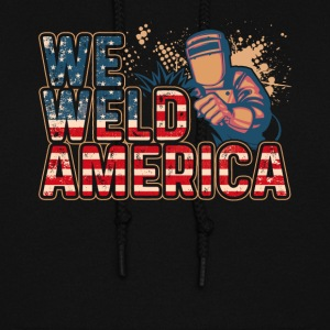 WE WELD AMERICA T SHIRT - Women's Hoodie