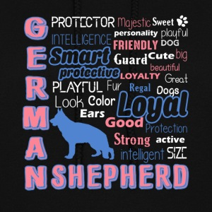 German Shepherd Shirt - Women's Hoodie