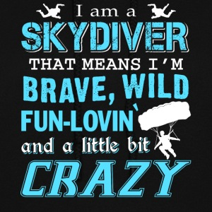 I Am A Skydiver T Shirt - Women's Hoodie