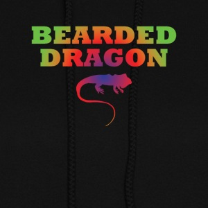 Bearded Dragon Cool Lizard Tee Shirt - Women's Hoodie