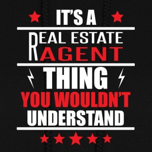 It's A Real Estate Agent Thing - Women's Hoodie