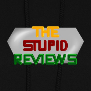 The Stupid Reviews Title - Women's Hoodie