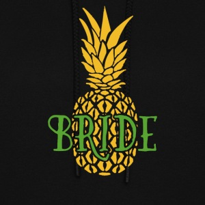 Bride Pineapple - Women's Hoodie