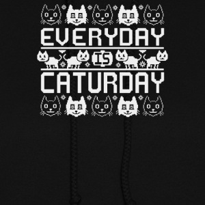 Every Day Is Caturday - Women's Hoodie