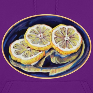 Refreshing Lemon Slices - Women's Hoodie