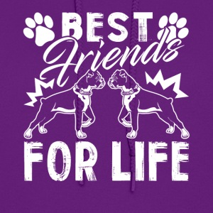 Best Friends For Life Shirts - Women's Hoodie